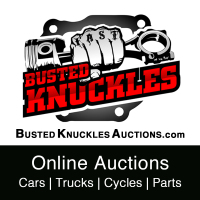 Busted Knuckles Auctions Logo