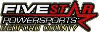 Five Star Powersports Bedford County Logo