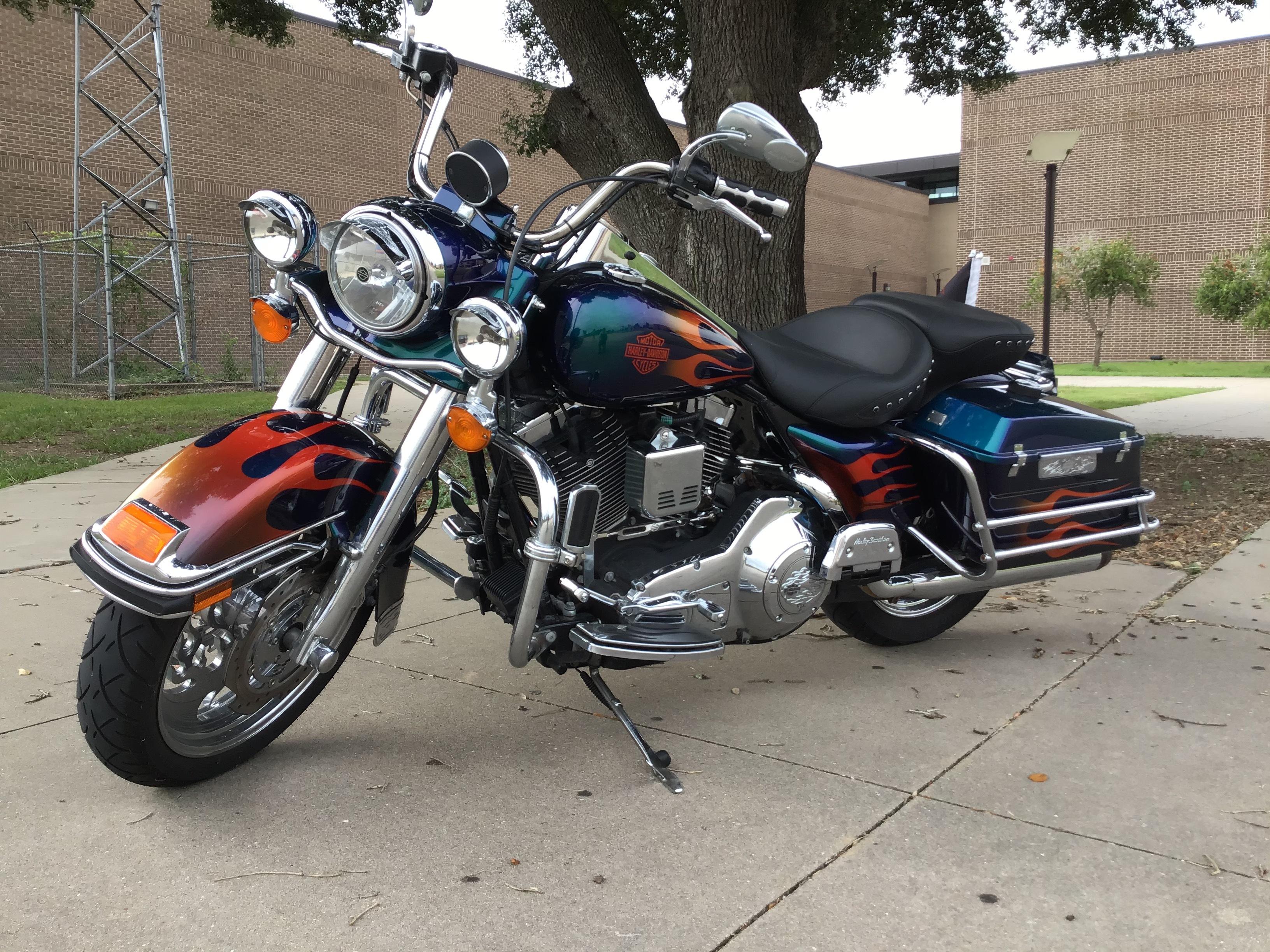 2005 Harley Davidson Road King Police Katy Tx Cycletrader Com