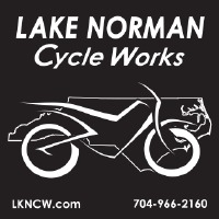 Lake Norman Cycle Works Logo
