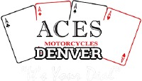 ACES Motorcycles - Denver Logo
