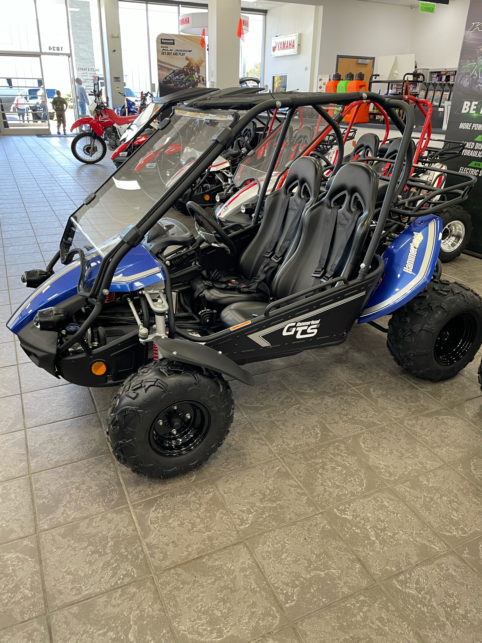 2020 HAMMERHEAD OFF-ROAD GTS 150 FOR SALE IN HICKORY