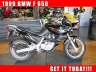 1999 BMW F 650, motorcycle listing