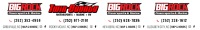Big Rock Greenville Logo