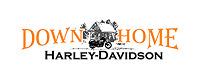 Down Home Harley-Davidson Logo