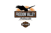 Freedom Valley Harley-Davidson Logo