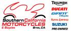 Southern California Triumph-Ducati-Suzuki-Royal Enfield Logo