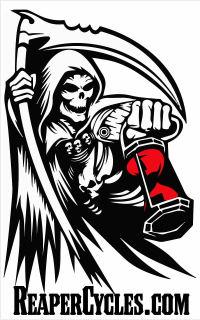 Reaper Cycles Logo
