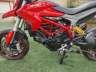 2014 Ducati HYPERMOTARD 821, motorcycle listing