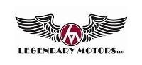 Legenday Motors LLC Logo