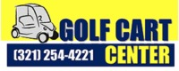 Golf Cart Center Logo