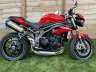 2017 Triumph SPEED TRIPLE S, motorcycle listing