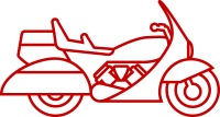 Touring Motorcycles for Sale