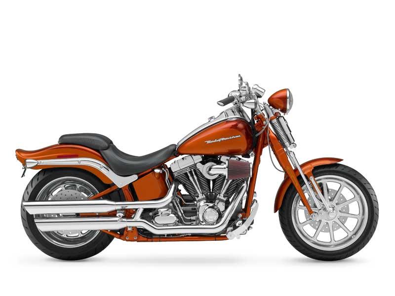new or used harley-davidson springer cvo motorcycle for sale in