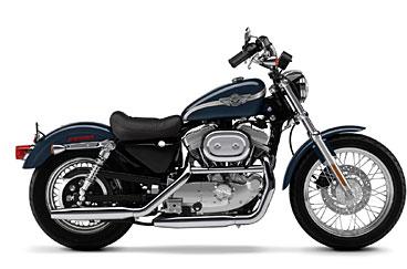 Sportster-883-Hugger-Harley-Davidson®-XLH