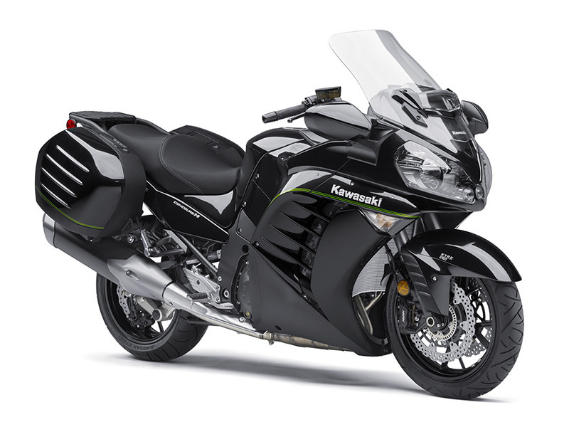 Concours 14, Kawasaki Motorcycle