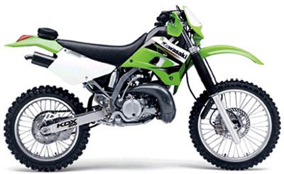 Kawasaki KDX 200 Motorcycle for sale