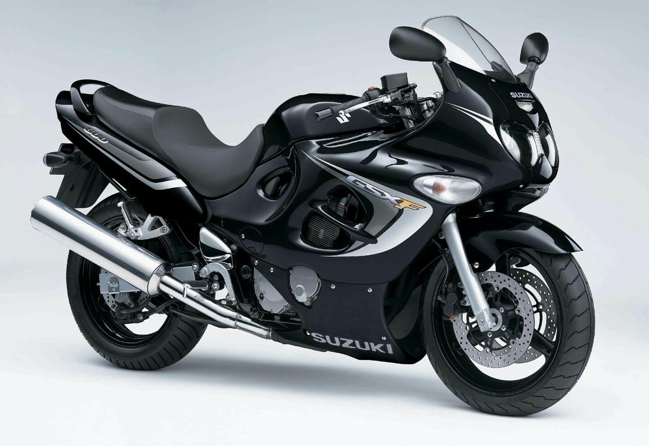 Katana, Suzuki 750, 600 Motorcycle