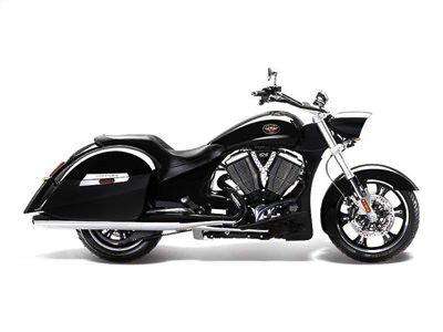 Cross Roads, Victory Motorcycle