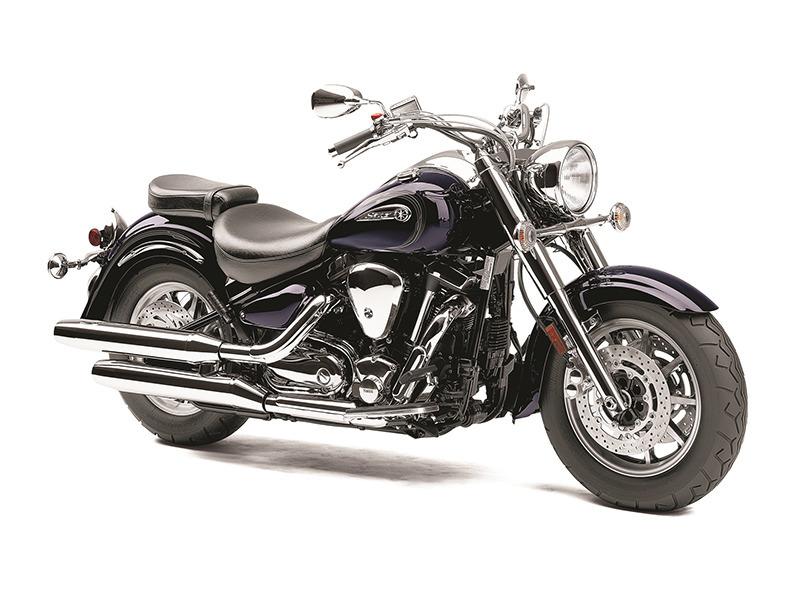 Road Star, Yamaha Motorcycle